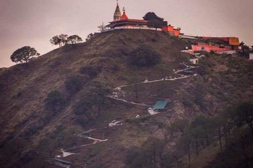 Monkey Point, Kasauli, Himachal Pradesh