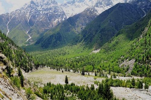 Baspa Valley, Kinnaur, Himachal Pradesh