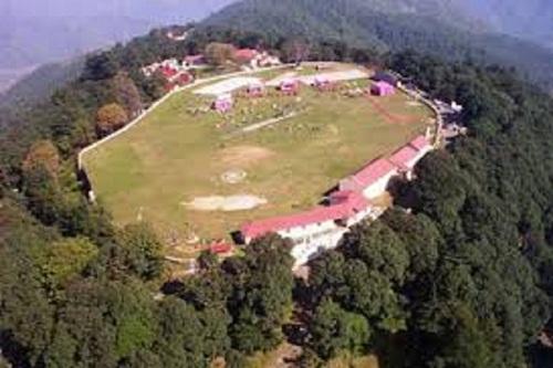 Chail Cricket Ground, Himachal Pradesh