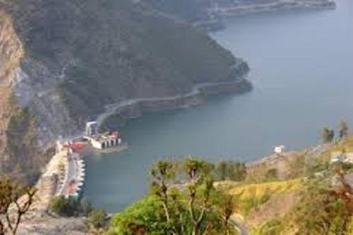 Chamera Dam, Dalhousie