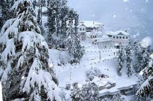 Dalhousie, Himachal Pradesh, India