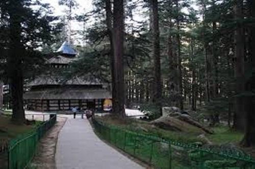 Hadimba Temple, Manali, Himachal Pradesh