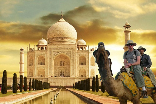 Himachal With Golden Triangle Tour Package