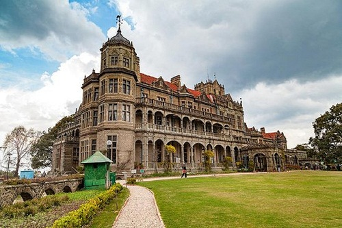 Indian Institute of Advance Study, Shimla