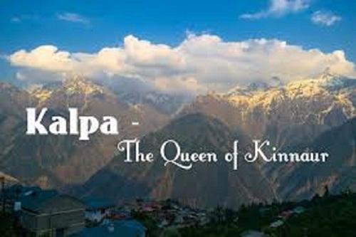 Kalpa, Reckongpeo, Kinnaur, Himachal Pradesh