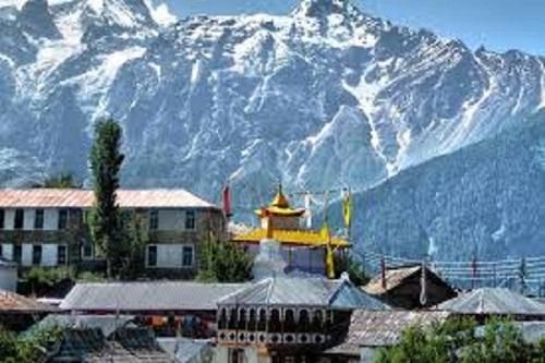 Kinner Kailash View