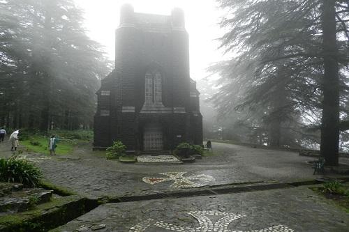 St. Johan Church, Dharamshala