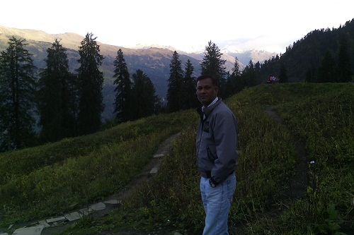 Upper Solang Valley, Manali