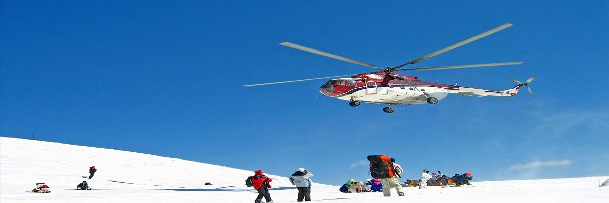 Himachal Tour By Helicopter
