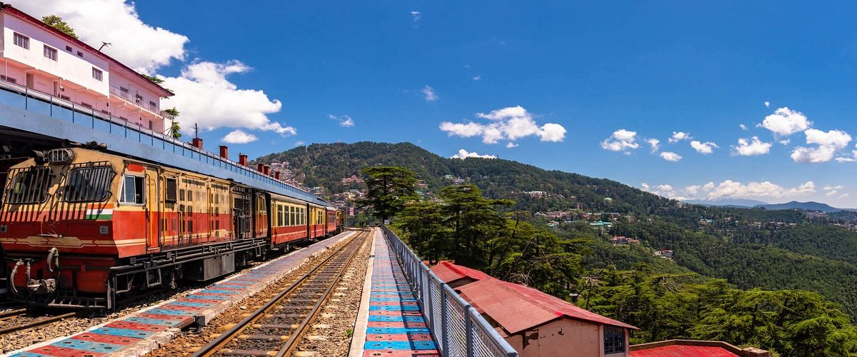 Himachal Tour By Toy Train