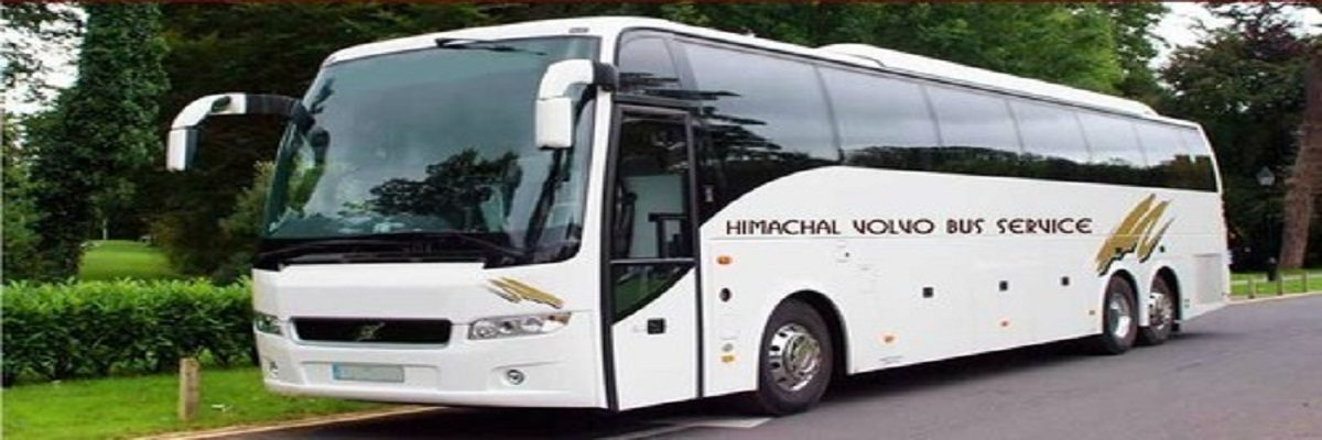 Himachal Tour By Volvo Bus